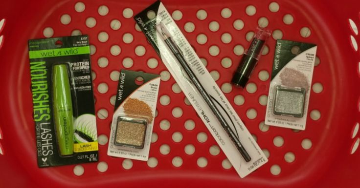 3 New Wet N' Wild Coupons = Cosmetics Just 35¢ or Less At Target, Rite Aid & CVS – Hip2Save