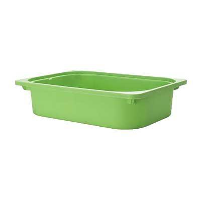 טרופסט קופסת אחסון 10*30*42 ירוק