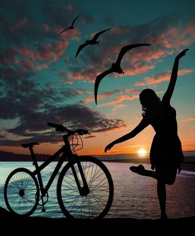 TRAUM | Leben & Lieben. BLEIBE. ein ruhiger Geist. | #natu … – #Dream #fly #Love #Mind #natu