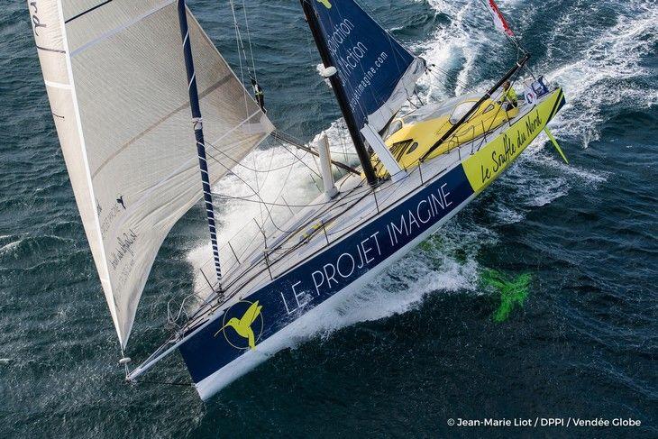 Collision avec un OFNI sur le Vendée Globe, Thomas Ruyant se déroute vers la Nouvelle-Zélande