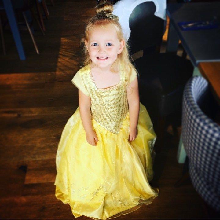 Minnis Bay Brasserie & Gravity Review ~ Olivia-May's Birthday Week    #princessbelle #beautyandthebeast #4thbirthday '#birthdaylunch #princess #disney