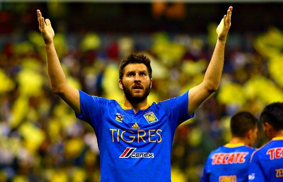 France flop Andre-Pierre Gignac scores another beauty for Tigres (Video)