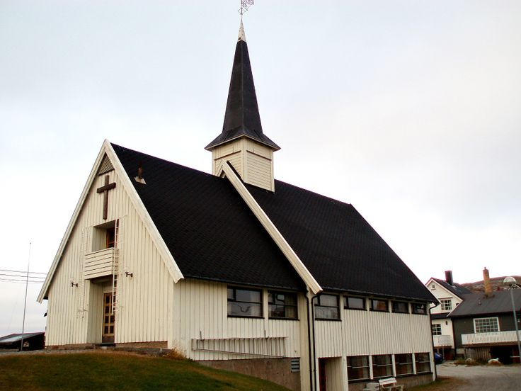 Bugøynes chapel, Sor-Varanger, Finnmark, Norway
