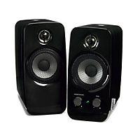2.0 højtalersystem til din PC eller MP3 afspiller.