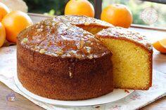PAN D'ARANCIO Gâteau à l'orange Mmmiam