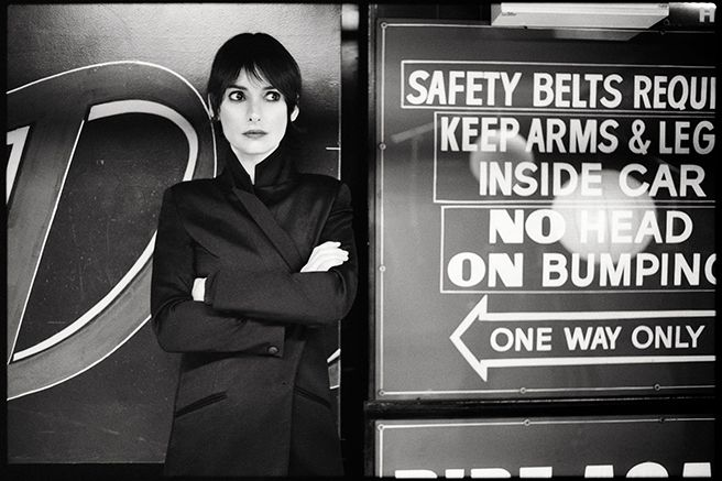 Winona Ryder Is Stunning in the New Rag & Bone Campaign