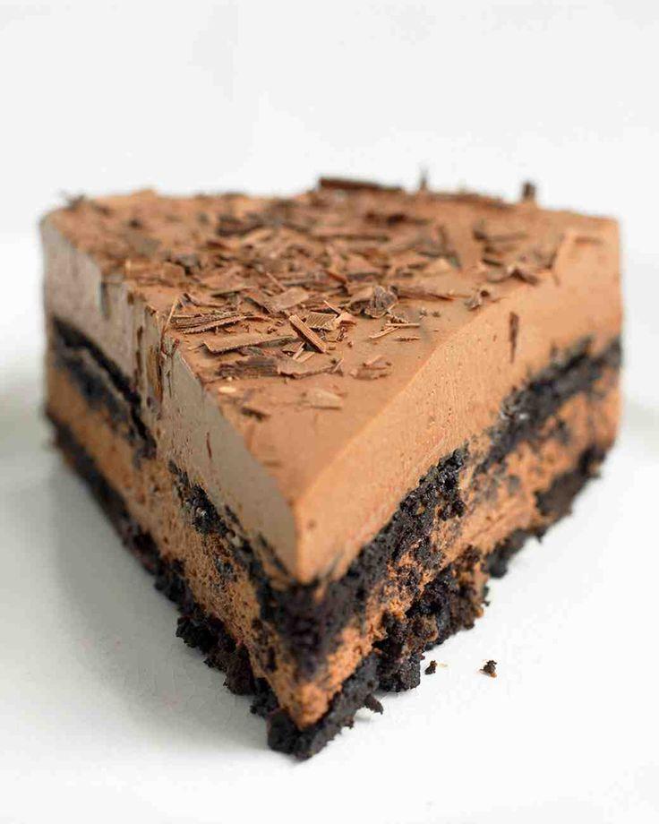 Chocolate-Ricotta Icebox Cake Recipe