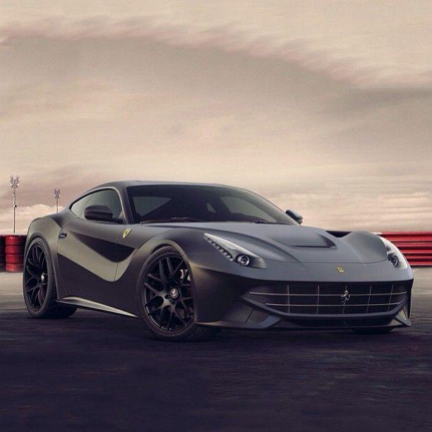 EPIC Ferrari F12 POW!