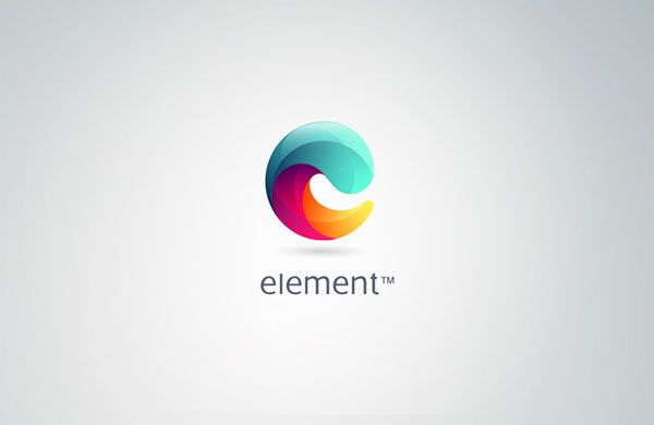 Element - wave logo