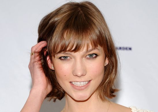 Karlie Kloss Haircut Beauty Pinterest Karlie Kloss