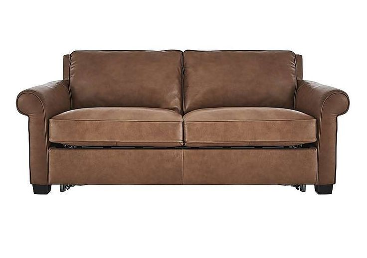 Natuzzi Editions Campania 3 Seater Leather Sofa Bed - Only One Stylish, Italian made 3 seater sofa bed from Natuzzi Upholstered in semi aniline leather or soft poly blend fabric ]]> http://www.MightGet.com/january-2017-11/natuzzi-editions-campania-3-seater-leather-sofa-bed--only-one.asp
