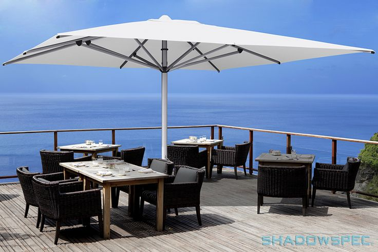 SHADOWSPEC - Global Suppliers of Luxury Outdoor Umbrella Systems. No room in your budget for a awning or pergola? A Shadowspec SU10 umbrella is the perfect alternative.Shade umbrellas provide superior UV protection and can come with user-friendly features and versatile designs that allow for optimum coverage throughout the day. Click below for more information: www.shadowspec.com (USA) www.shadowspec.com.au (Australia) www.shadowspec.co.nz (NZ/Other)