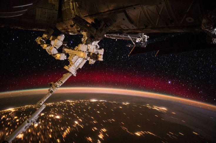 우주에서의 신비로운 사진들 - NASA :: MIXED ART