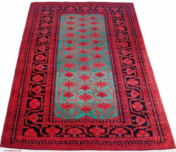 Afghan Kunduz Orientteppich 4 Jpg 934 807
