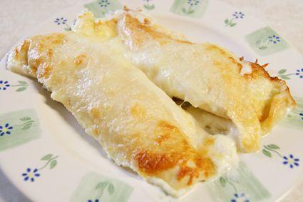best creamy chicken enchiladas