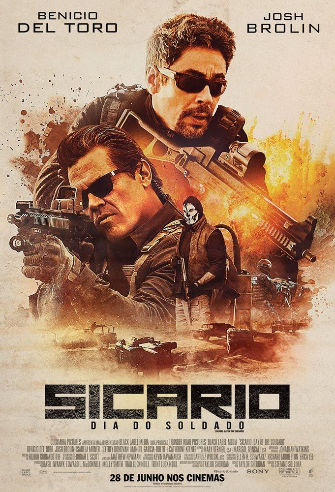 Sicario 2 Dia Do Soldado Filme Completo Assistir Legendado With