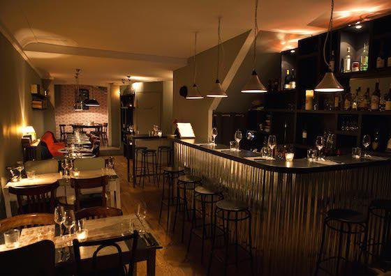 L'Aller Retour, restaurant de viande et de vin | le Bonbon