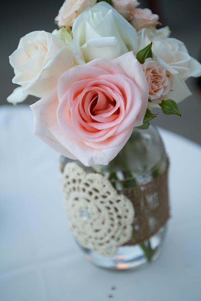 DIY wedding flower ideas - http://www.weddings-on-a-budget.co.uk/what-do-wedding-flowers-cost/ My DIY Wedding Flowers So PRETTY! Get the wholesale wedding flowers at http://www.bridesign.com/Wholesale-Flowers