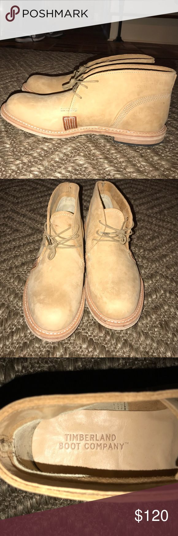 Timberland chukka boots Never worn without tags. Brand new perfect condition Timberland Shoes Chukka Boots
