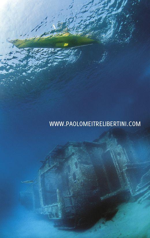 Corso di fotografia sportiva e Outdoor in acqua all'Isola d'Elba, Pomonte , relitto, Snorkeling, kayak da mare, Paolo Meitre Libertini