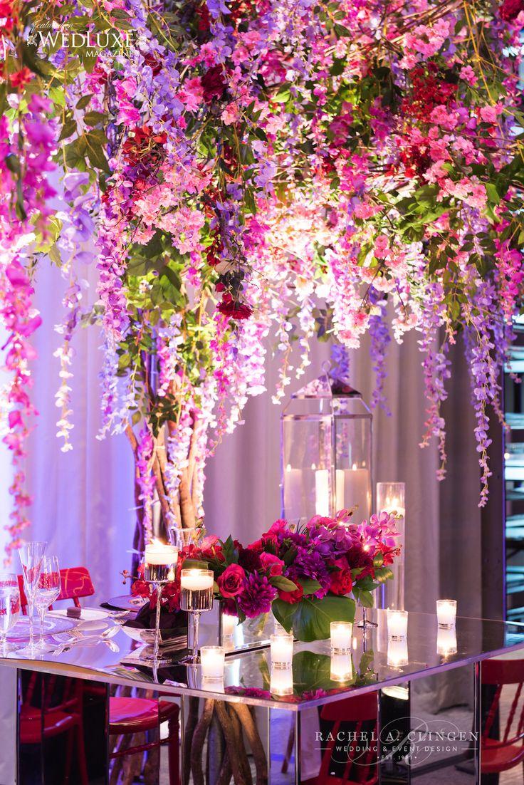Wisteria Tree Wedding Four Seasons Toronto Garden