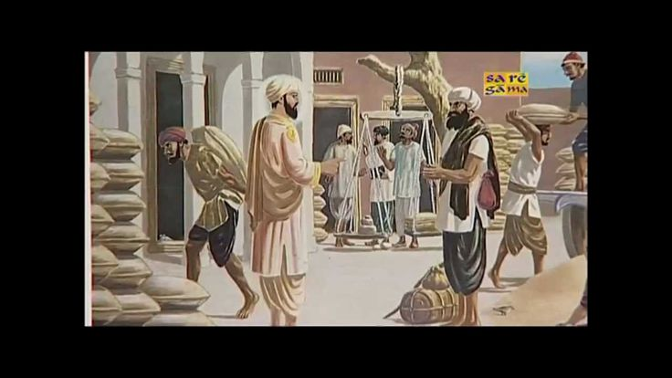 Jeevan Sakhiyan | Punjabi Full Movie | Life story of Shri Guru Nanak Dev Ji