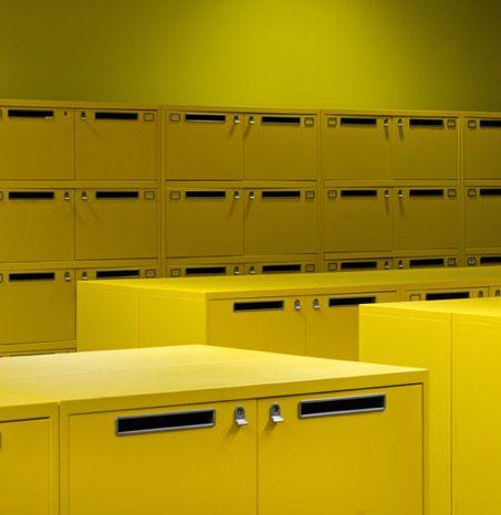 Lockers - Bisleys