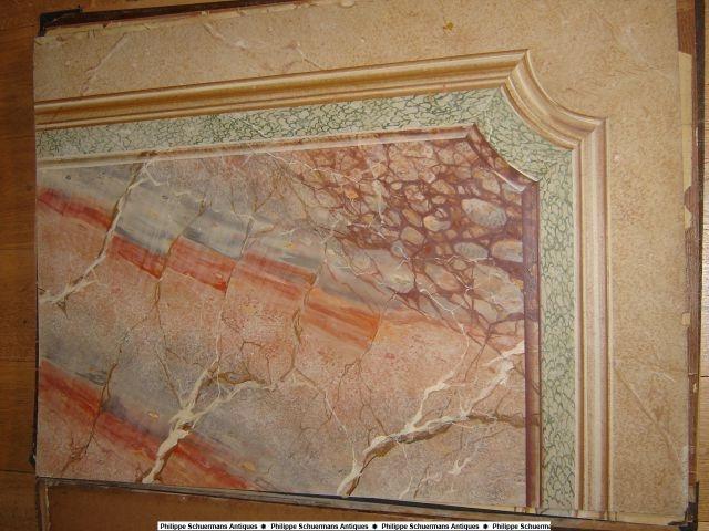 204 best images about peinture decorative on pinterest for Faux marble painting techniques for walls