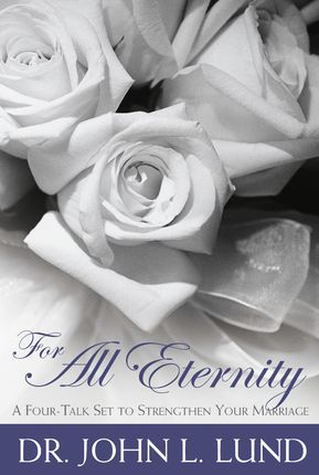 """John L. Lund, """"For All Eternity"""".  Book or CD.  I prefer CD because he is so fun to listen to.  A definite must for understanding relationships.  Not just marriage...but any.  AND he gives a great explanation of forgiveness."""