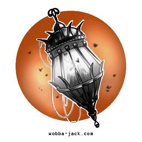 Significato Tatuaggio Lanterna. La lanterna simboleggia la vita, la divinità, l'immortalità, la guida, diffondere la luce nell'oscurità e rimembranza.