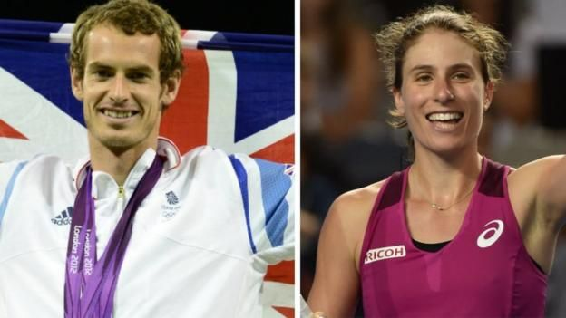 Murray and Konta in Team GB squad