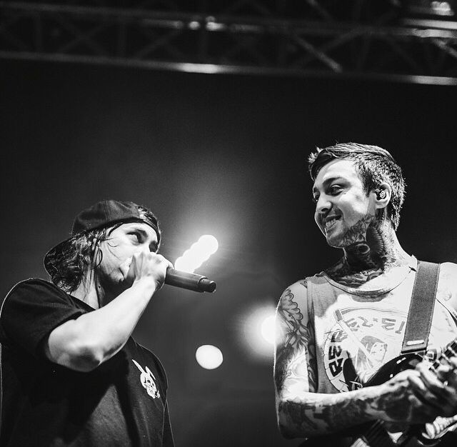 Vic and Tony.