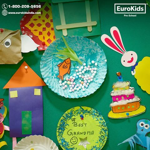 The budding talent in your little one requires an attentive eye, a little appreciation & lots of encouragement to help him/her express freely. #EuroKids #Preschool