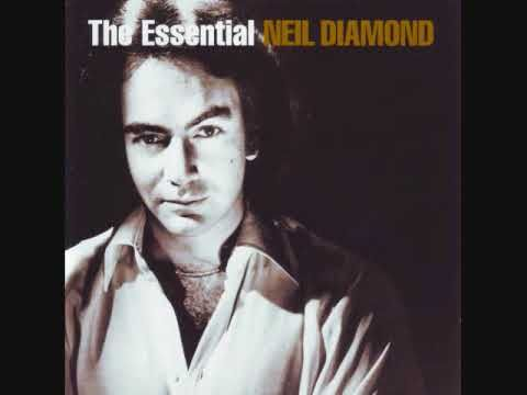 Today 10-8 in 1966, Neil Diamond was a new singing phenom - and his 2nd hit of the year 'Cherry  Cherry' was climbing the charts.