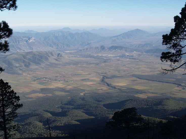 Galeana from Cerro Potosi