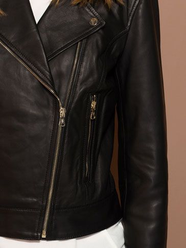 Leather - WOMEN - Massimo Dutti