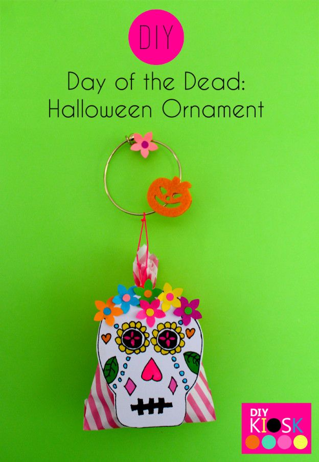 book of the dead ornament