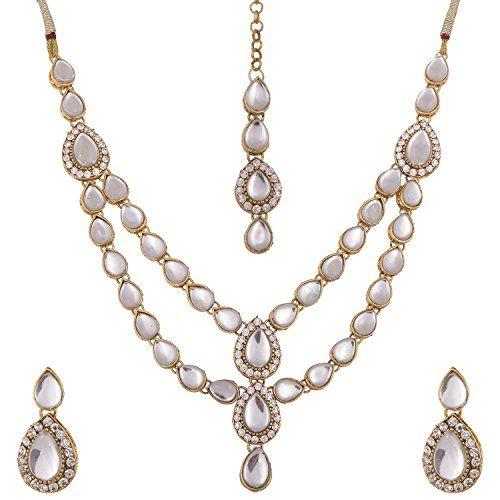 Elegant Indian Gold Plated Wedding & Party Wear Women Nec... https://www.amazon.com/dp/B06XWVZHPR/ref=cm_sw_r_pi_dp_x_Dml6ybCPD74DX