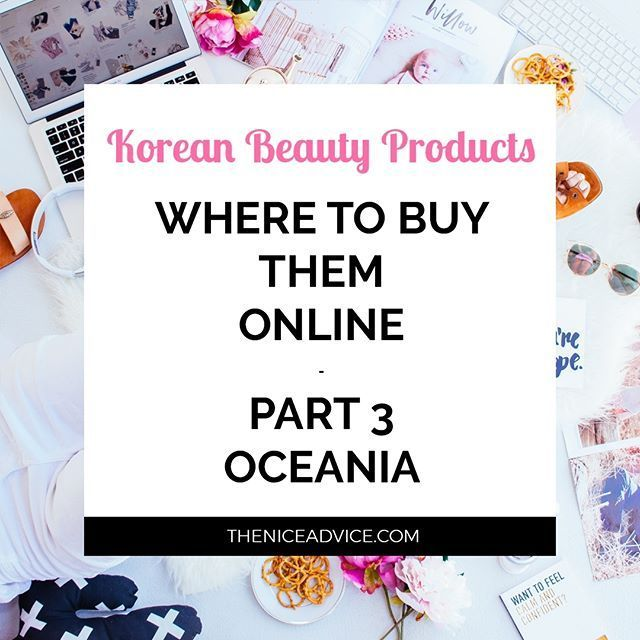 In we already saw where you can buy Korean beauty products from e-stores in North America and Europe. This time we'll find out Oceania e-shops.  #australia #beauty #kbeauty #koreanskincare #cosmetics #newzealand #oceania #online #shopping #shops #stores (scheduled via http://www.tailwindapp.com?utm_source=pinterest&utm_medium=twpin)