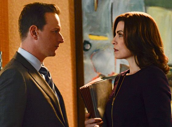 One Year Later: The Good Wife Stars (Sort of) Eulogize Will Gardner and Have a Special Message for the Fans  The Good Wife