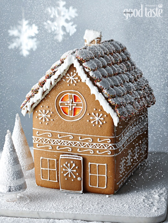 Nothing quite matches the joy of baking, building - and devouring - a deliciously fragrant gingerbread house.