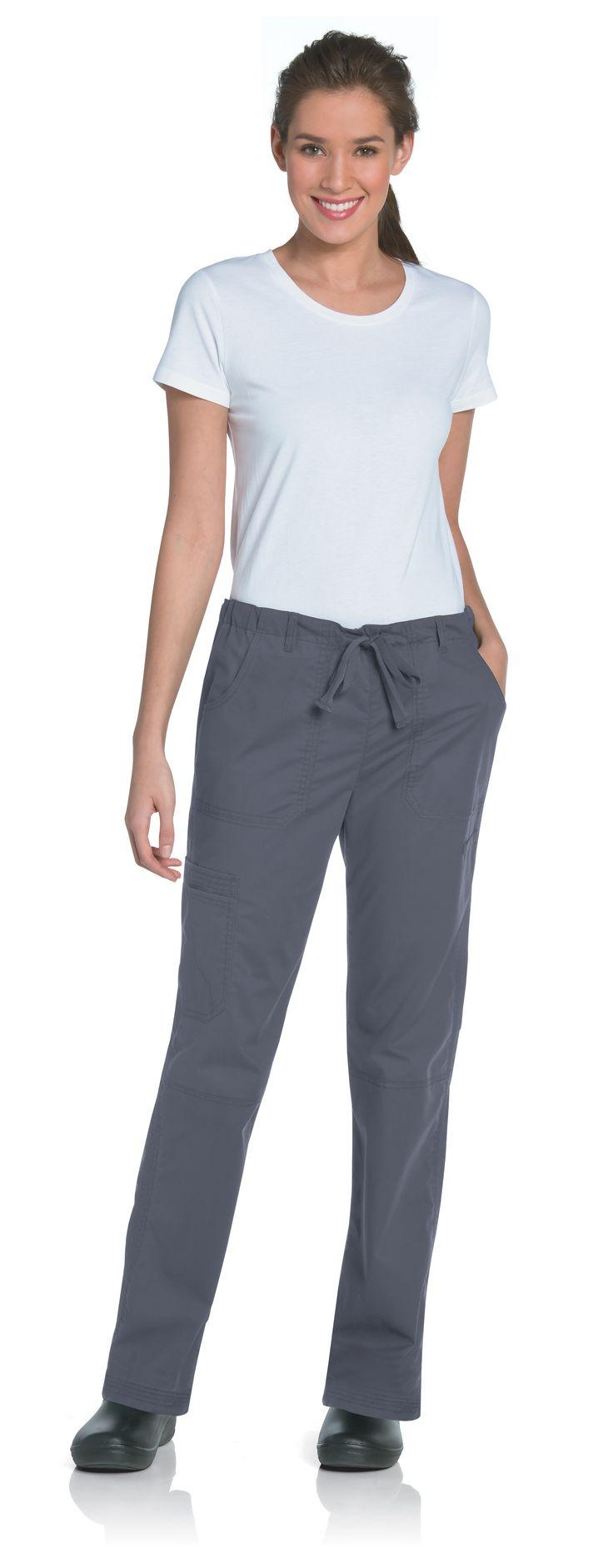 H-NEW! Landau's Prewashed Collection - 2024 Women's Cargo Pant