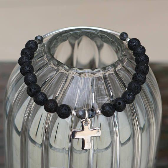 Bracelet femme bracelet jonc argent croix argentbracelet