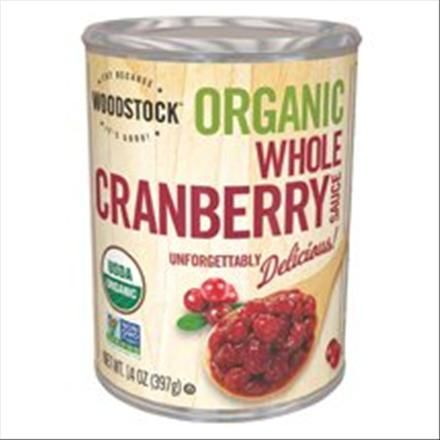 Woodstock Farms Cranberry Sauce At Whole Foods