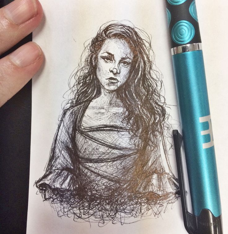 Maria Reynolds <<tbh this is exactly what I want my art style in pen to look like I love this so much