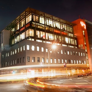Ogilvy Cape Town at Night