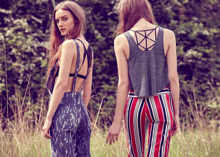 Backless tops let our strappy bras shine