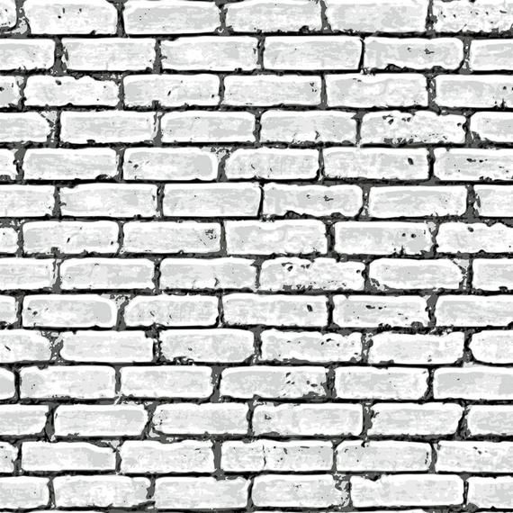 White Brick Texture Fabric Removable Wallpaper 5373 In 2021 Brick Wall Drawing Brick Wall Wallpaper Brick Texture