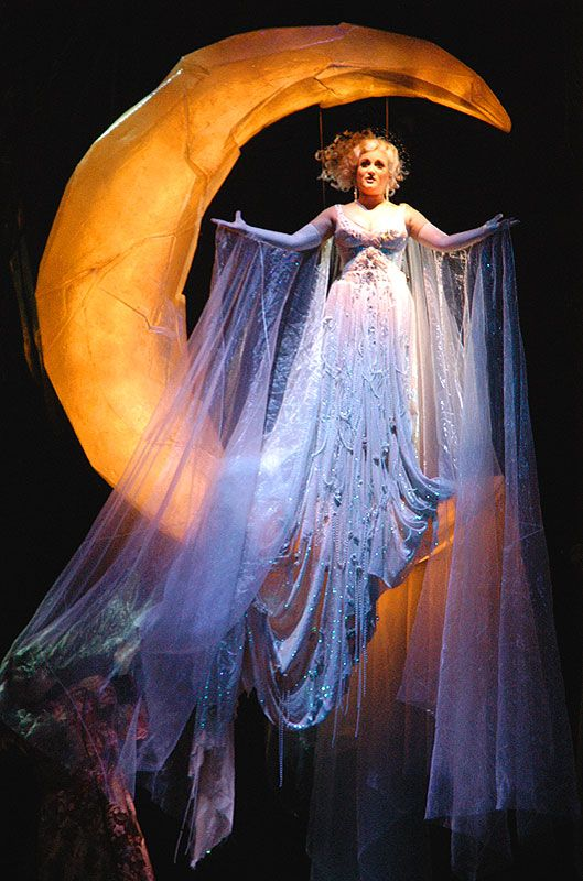 mozart's magic flute, sydney opera house: The Queen Of The NIght