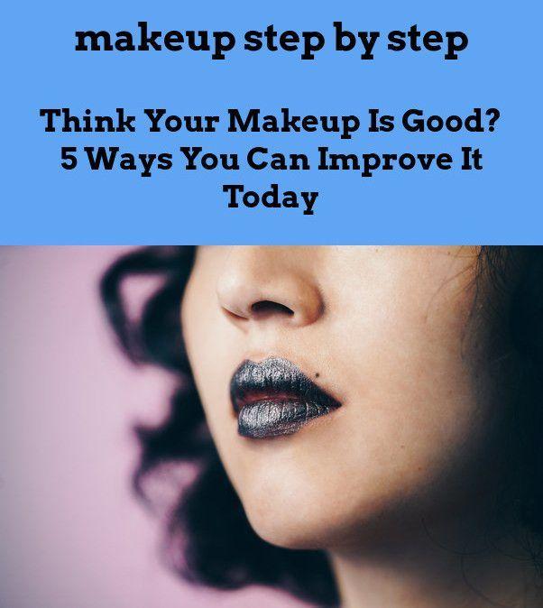 Visite la página web para ver más sobre el maquillaje paso a paso makeupartis…
